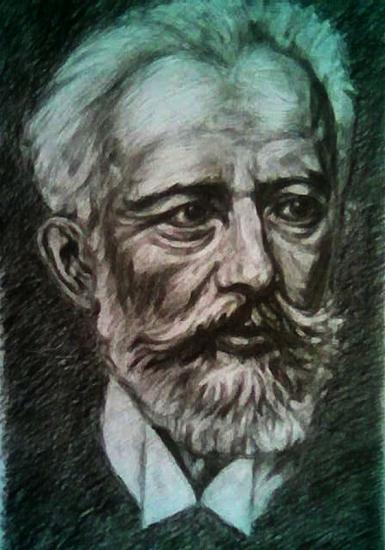 Pyotr Ilyich Tchaikovsky par volkov